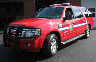 First Response Cny Emergency Vehicles